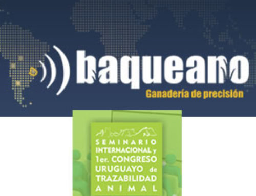 First Uruguayan Congress on Animal Traceability